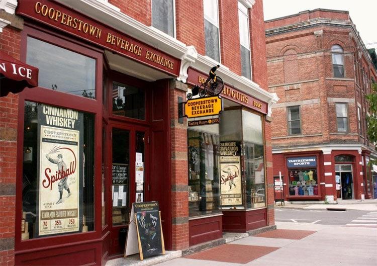 Cooperstown Beverage Exchange
