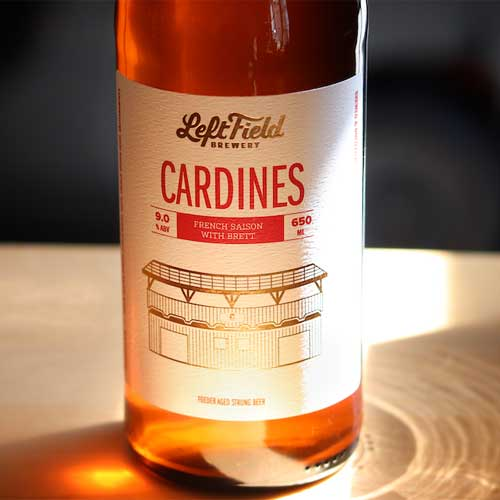 Cardines – Left Field Brewery