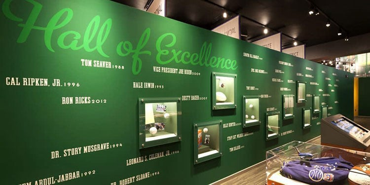 Little League Museum: Hall of Excellence