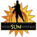 Midnight Sun Baseball Game logo
