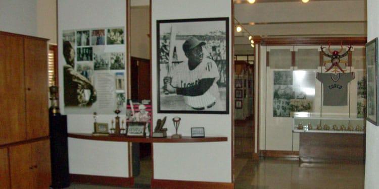 """Museo Francisco """"Pancho"""" Coimbre inside"""