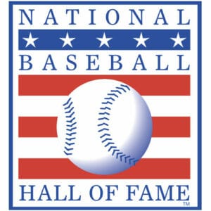 National Baseball Hall of Fame logo