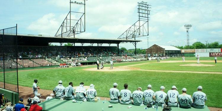 Rickwood Classic Baseball