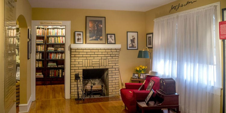 Shoeless Joe Jackson Living Room