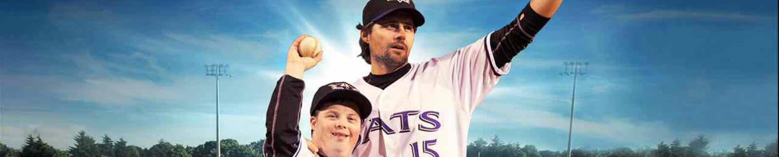Where Hope Grows baseball movie header