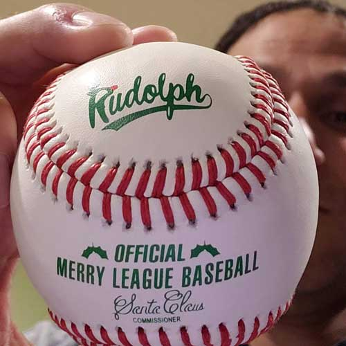 Official Merry League Baseball