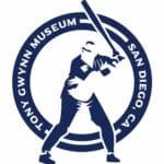 Tony Gwynn Museum logo