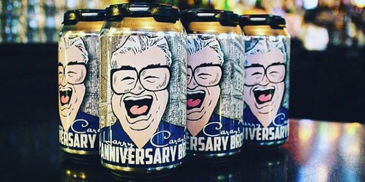 Harry Caray 30th Anniversary Brew 6-Pack of Cans