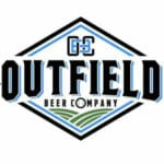 Outfield Beer Company logo variation