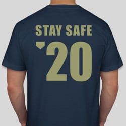 2019 Cooperstown Tee Shirt Back