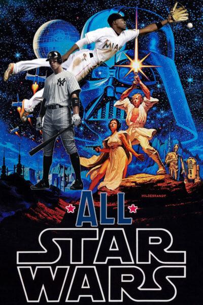 All-Star Wars, baseball movie
