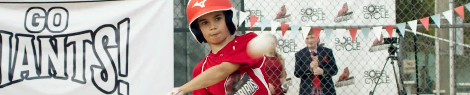 The Kid Who Only Hit Homers baseball movie