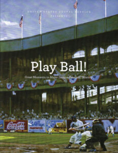 USPS Play Ball! Stamp Book