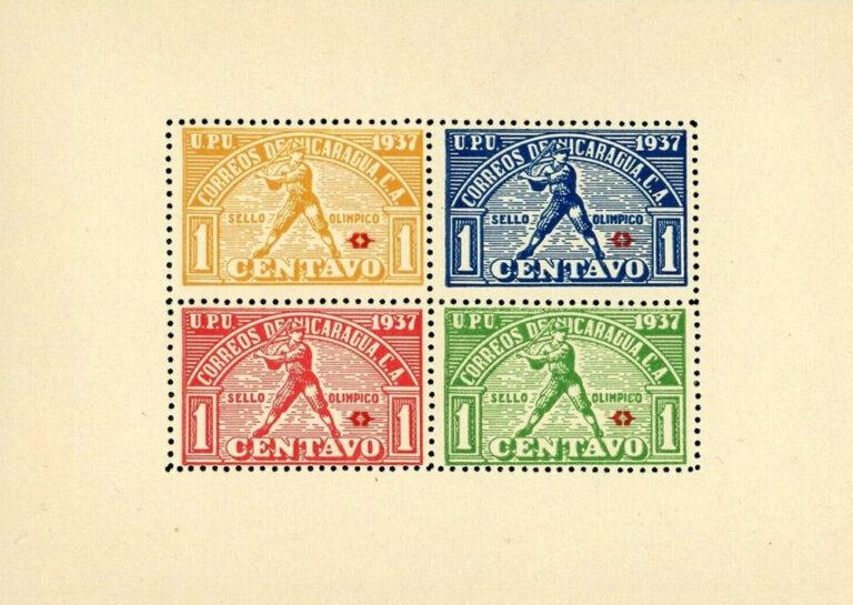 1937 Nicaragua – Central American Caribbean Games