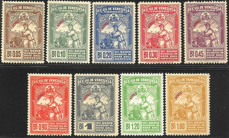 1944 Venezuela – Venezuelan Amateur Baseball World Series