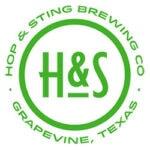 Hop & Sting Brewing logo