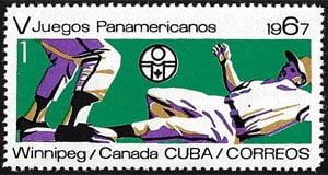 1967 Cuba – V Juegos Panamericanos