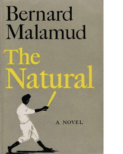 1. The Natural by Bernard Malamud