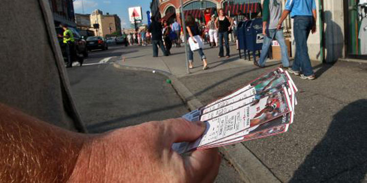 Red Sox tickets
