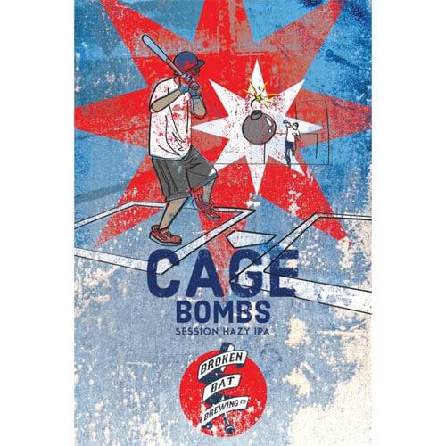 Broken Bat Brewing – Cage Bombs