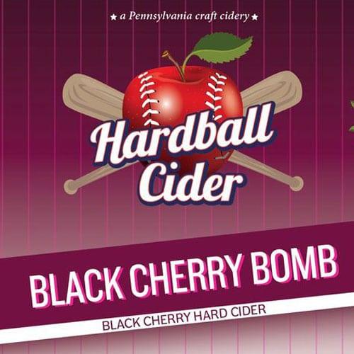 Hardball Cider – Black Cherry Bomb