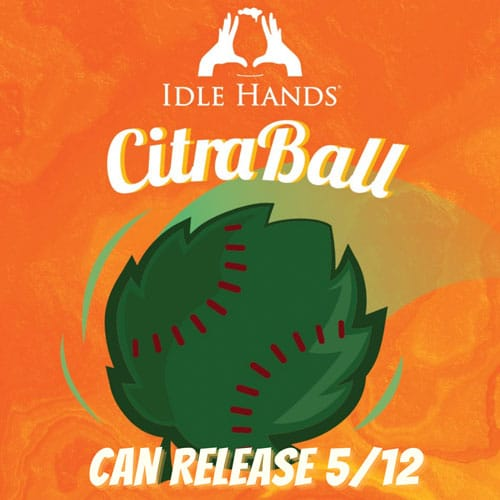 CitraBall IPA by Idle Hands
