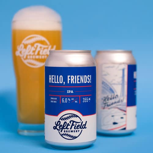 Leftfield Brewery – Hello, Friends!