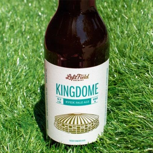 Leftfield Brewery – Kingdome