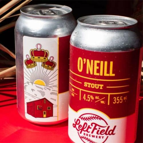 Leftfield Brewery – O'Neill Stout