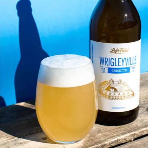 Leftfield Brewery – Wrigleyville Grisette