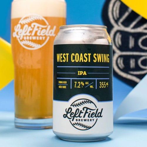 Leftfield Brewery – West Coast Swing IPA