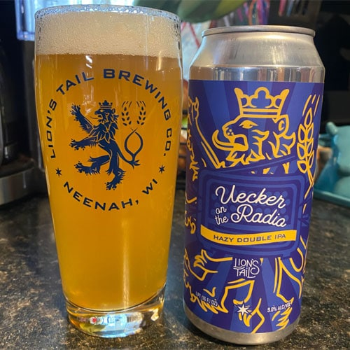 Lion's Tail Brewing – Uecker on the Radio