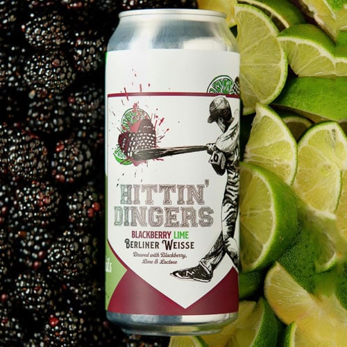 McCall Collective – Hittin' Dingers, Blackberry Lime can