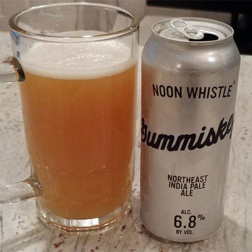 Noon Whistle Brewing – Gummiskey IPA