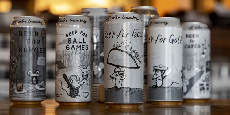 Off Color Brewing – Beer for Ball Games