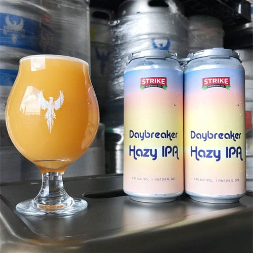 Strike Brewing – Daybreaker Hazy IPA