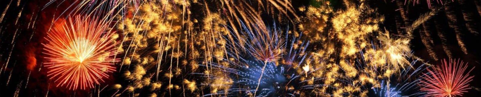 Strike Brewing – Fireworks Night header