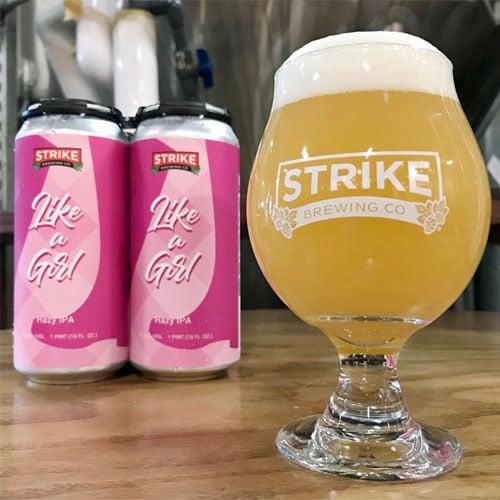 Strike Brewing – Like a Girl