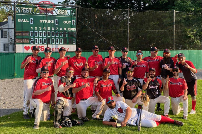 2021 Niagara Devils – Cooperstown Classic Champions
