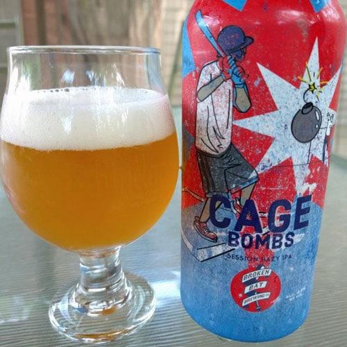 Cage Bombs IPA