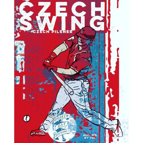 Broken Bat Brewing – Czech Swing Pilsner