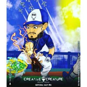 Creative Creature Brewing – Eric Hazemer Imperial Hazyy IPA