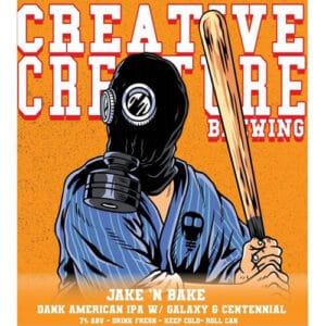 Creative Creature Brewing – Jake 'n Bake IPA