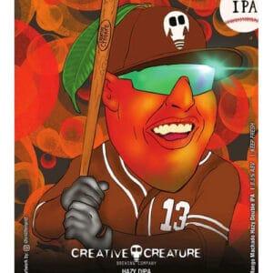 Creative Creature Brewing – Mango Guavchado Hazy DIPA