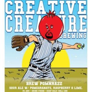 Creative Creature Brewing – Brew Pomnrazz