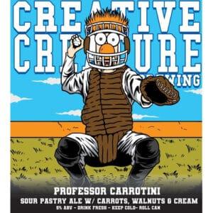 Creative Creature Brewing – Professor Carrotini