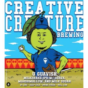 Creative Creature Brewing – U Guavish Milkshake IPA