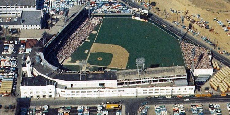 Crosley Field, Home of the Cincinnati Reds