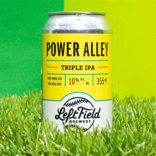 Leftfield Brewery – Power Alley Triple IPA