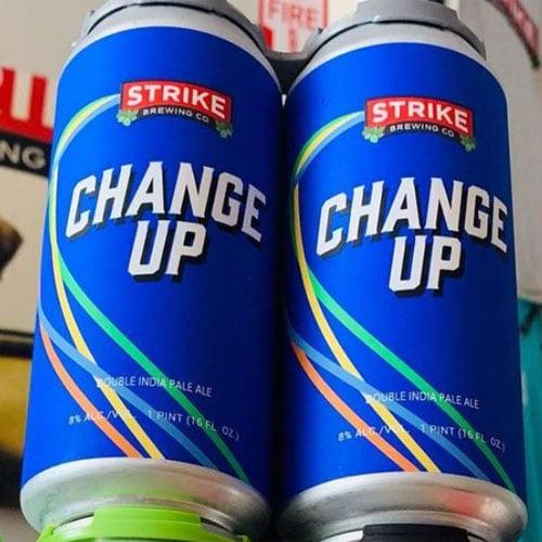 Strike Brewing – Change Up DIPA
